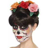 Bild på Day of the Dead Frida Peruk