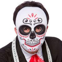 Bild på Day of the Dead Mask Klassisk
