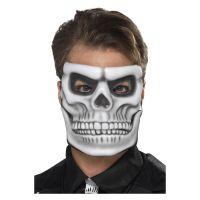 Bild på Day of the Dead Skelett Mask