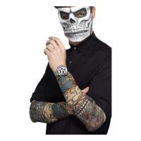 Bild på Day of the Dead Tatueringsärmar - 2-pack
