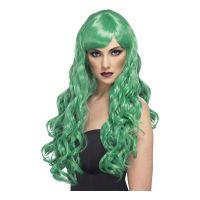 Bild på Desire Grön Peruk - One size