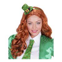 Bild på Diadem St Patricks Day Minihatt - One size