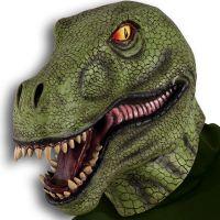 Bild på Dinosaurie Latexmask
