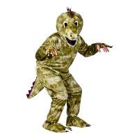 Bild på Dinosauriemaskot Maskeraddräkt - One size