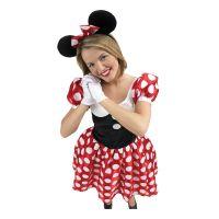 Bild på Disney Mimmi Pigg Maskeraddräkt - Small