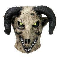 Bild på Djävulsget Latexmask - One size