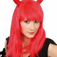 Bild på Djävulsperuk  röd