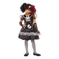 Bild på Docka Halloween Barn Deluxe Maskeraddräkt - Medium