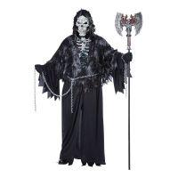Bild på Döden med Kedjor Plus-size Maskeraddräkt - Plus size