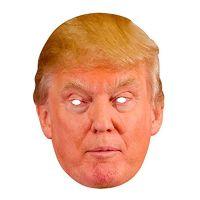 Bild på Donald Trump Pappmask - One size