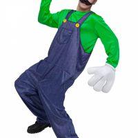 Bild på Dräkt  rörmokare grön