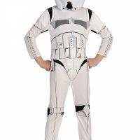 Bild på Dräkt  Stormtrooper barn M