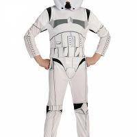 Bild på Dräkt  Stormtrooper barn S
