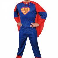 Bild på Dräkt Superhjälte