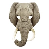 Bild på Elefant Pappmask