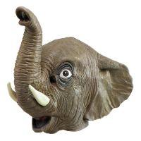 Bild på Elefantmask i Gummi - One size