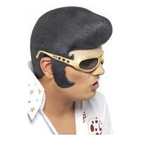 Bild på Elvis Huvudstycke med Gummiglasögon - One size