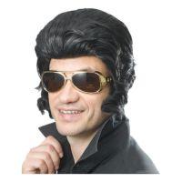 Bild på Elvisperuk med Polisonger - One size