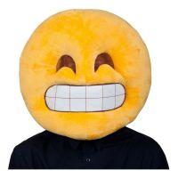 Bild på Emoji Grinning Face Mask - One size