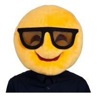 Bild på Emoji Sunglasses Mask - One size