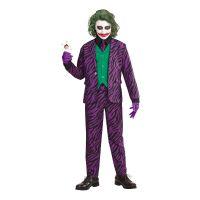Bild på Evil Joker Barn Maskeraddräkt - X-Small