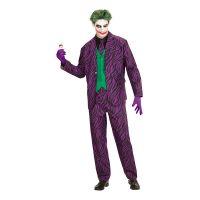 Bild på Evil Joker Maskeraddräkt - Small