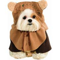 Bild på Ewok Maskeraddräkt Hund Xlarge