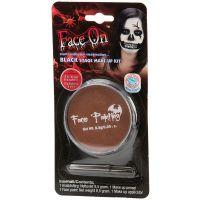 Bild på Face-On Brun Ansiktsfärg