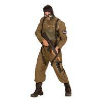 Bild på Fallskärmshoppare Soldat Maskeraddräkt - Small