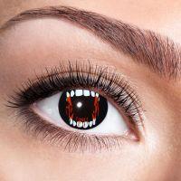 Bild på Färgade linser Vampire Fang