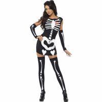 Bild på Fever Sexig Skelett-kostym