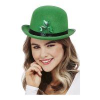 Bild på Filthatt St Patricks Day Grön - One size
