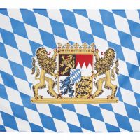 Bild på Flagga Bavaria Oktoberfest 90x150 cm