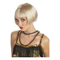 Bild på Flirtig Flapper Blond Peruk  - One size