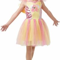 Bild på Fluttershy Deluxe, Maskeraddräkt Barn - Small