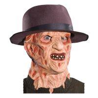 Bild på Freddy Krueger Latexmask - One size