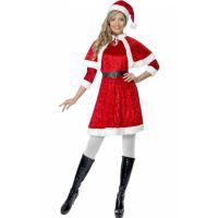 Bild på Fröken Jultomte Maskeraddräkt