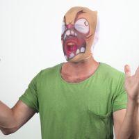 Bild på Funny Mask - Angry