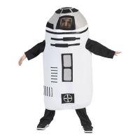 Bild på Galaktisk Robot Barn Maskeraddräkt - One size