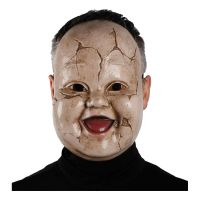 Bild på Giggles Dreadful Doll Mask - One size