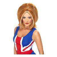 Bild på Ginger Spice Peruk - One size