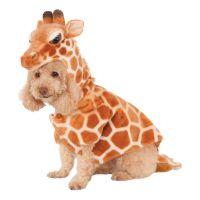 Bild på Giraff Hund Maskeraddräkt - X-Small