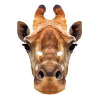 Bild på Giraff Pappmask