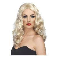 Bild på Glamour Blond Peruk - One size
