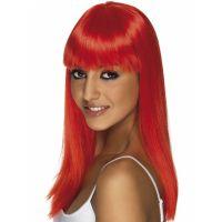 Bild på Glamourama Peruk Röd