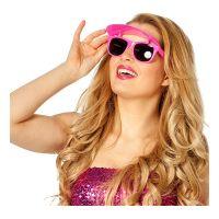 Bild på Glasögon med Skärm Neonrosa