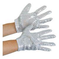Bild på Glitterhandskar för Barn - One size