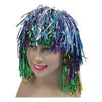 Bild på Glitterperuk - Flerfärgad