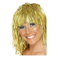 Bild på Glitterperuk - Guld