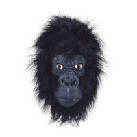 Bild på Gorilla Mask Svart - One size